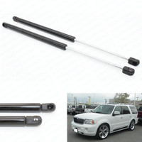 Wholesale 2x Fits for Lincoln Navigator Hood Gas Spring Lift Supports Struts Prop Rod Arm Shocks