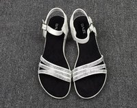 air diamond shoes - A diamond shaped flat sandals open toed flat shoes with non slip bottom air wild fashion