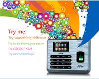 attendance tracking - ZK software Fingerprint time attendacne UA400 time clock employee time attendance track
