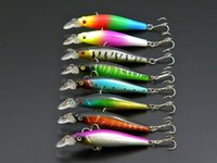 abs laser - Hard ABS Plastic Laser Minnow Fishing Lure cm g Fishing swimbait Rap wobbler Fishing bait
