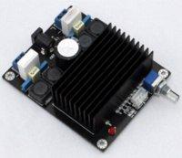 Wholesale Freeshipping TDA7498 W W Class D Amplifier Board High Power Amplifier Board board printer board magnetic