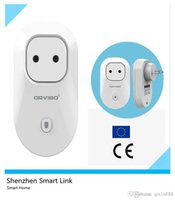 appliance timer - Orvibo S20 Smart Socket timer EU Plug WiFi Smart Home Automation Appliance with ios iPod Touch and Android App