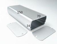 aluminum extrusion box - Made in China series high quality Aluminum Extrusion Enclosure Length Aluminum box Aluminum Extrusion Box