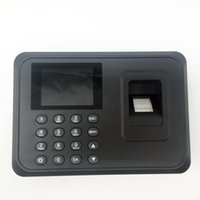 Wholesale Office Electric Attendance USB Fingerprint Recognition Attendance Clock Biometric Time Recording Machine