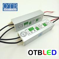Wholesale OTBLED W AC110V V to DC12V V Waterproof IP67 LED Light Lamp Driver Outdoor Use Power Supply Transformer