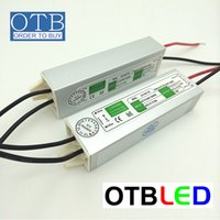 Wholesale OTBLED W AC110V V to DC12V Waterproof IP67 LED Light Lamp Driver Outdoor Use Power Supply Transformer