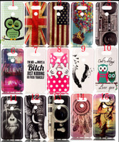 bell gel - Hot Printed Soft Gel TPU aeolian bells UK USA Phone Back Protective Cover Skin Shell case for LG G5 G4 LS770 H850 H830