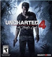 Wholesale Hot Sale Video Games Uncharted A Thief s End Factory Sealed