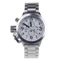 Wholesale fashion fake code three men quartz watch simple calendar