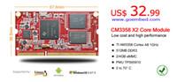 beaglebone board - EmbeddedTI AM3358 X som X2 Embedded Board Beaglebone black Industrial Board Auto Electronic