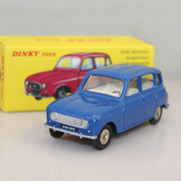 antique atlas - 1 scale Atlas Dinky Toys metal car models Toys Renault L Antique classic Collect Or Gift toys