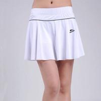 beach volleyball girls - Quality tennis skort badminton beach volleyball skorts anti exposure dress women girl skirt ladies casual sport skirts