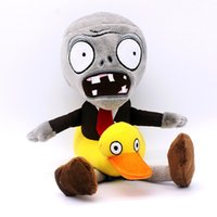 baby duck video - Duck Zombie PVZ Doll Plush Toy Doll Stuffed Animals Baby Toy for Children Gifts Wedding Gifts Toys