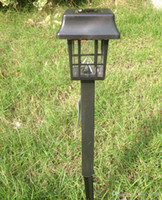 amorphous solar - whiilesale solar lawn lights inserted amorphous solar panels of room Garden Light Solar lanterns
