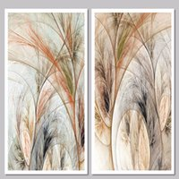 art line canvas print - Colorful Big size set Abstract Art lines decoration wall art pictures Canvas Painting poster print for living room unframed