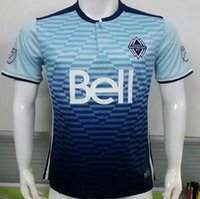 Wholesale Thai version of the quality NEW Vancouver Soccer Jersey MLS Soccer home away football Whitecaps shirts