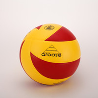 balloon volleyball - 2016 New Official Size Balloon Volleyball Ball Soft Touch Beach Volleyball Indoor Outdoor Training And Match Volleyball