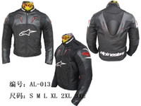 advance jacket - A star AL013 motorcycle racing suits Oxford cloth jacket advanced motorcycle riding clothes drop resistance
