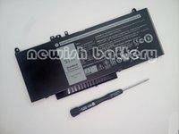 Wholesale New Genu G5M10 V5GX Battery For Dell Latitude E5550 Notebook quot inch akku