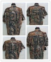 camo football jerseys - Mens Football Jersey Soccer Rugby Jerseys Smith Gore Willis Smith Camo Elite Jerseys Accept Mixed Orders Best Quality