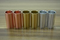batch logos - AV Able mod sleeve blank copper aluminum brass sleeve batch in stock for sale with factory price accept OEM logo