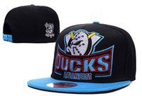 adult ducks - 2016 NHL Mighty Hockey Snapback Hats Anaheim Ducks bone cap Flat Fashion nhl Hats sports Cheap mens women baseball caps