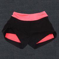 Wholesale 2016 Sexy Summer Women Shorts Fashion Lady Casual Sports Shorts Gym Yoga Pants Jogging Shorts Elastic Waist Underwear Shorts Pure Panties