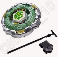 Wholesale 480pcs CCA4422 High Quality Legend Fury Beyblade Metal Fusion D Set FANG LEONE WD BB106 With Launcher Beyblade Metal Fusion With Package