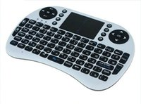 android touchpanel - Russian language wireless keyboard with touchpanel bluetooth air mouse for android tv box tablet pc computer and laptop