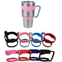 Wholesale YETI Oz yeti oz Rambler Handles oz oz oz oz Cool summer Travel Portable Double Single Cups yeti red pink black blue Colorful