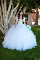 beautiful quinceaneras dresses - Beautiful Ball Gown Ruffles Quinceanera Dress vestidos de quinceaneras New Fashion New Sweet Princess Dresses
