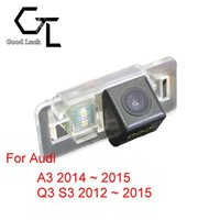audi park assist - For Audi A3 Q3 S3 Wireless Car Auto Reverse CCD HD Night Vision Rear View Camera parking assist