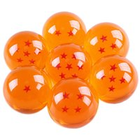 animation factory free - Dragon Ball Balls DragonBall Stars Z Crystal Balls Set of CM Gifts Toys With Retail Box Animation Cartoon Free DHL Factory Price