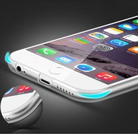arc lighting design - Newest Arc Design Transparent Clear Case for iPhone S Crystal Hard Cover Light Ultra Capa Original Brand Retail Box