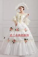 belle halloween costume for women - Halloween costumes for women adult southern belle costume red Victorian dress Ball Gown Gothic lolita dress plus size custom