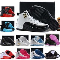 Wholesale Children s Retro Basketball Shoes Kids Athletic fashion s Sports Shoes for Boy Girls breathable Shoes