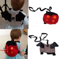 backpack safety for kids - Bags Baby Care Bag For Mom Travel Hanging Baby Toddler Bag Kids Children Walking Walker Safety Harness Bags Backpack Anti Lost
