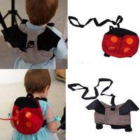 backpack safety for kids - Bags Baby Care Bag For Mom Travel Hanging Baby Toddler Bag Kids Children Walking Walker Safety Harness Bags Backpack Anti Lost