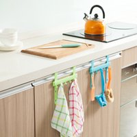 Wholesale Door Rack Hooks Kitchen Hanging Storage Hanging Holders Accessories Tool