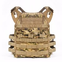 Wholesale Fall Military men vest Plate Carrier Ammo Chest Rig Airsoftsports Paintball Gear Body Armor