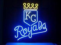 RGB bars city - Kansas City Royals Baseball Neon Sign quot x14 quot