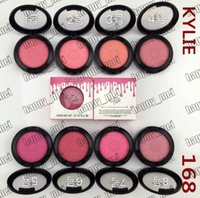 Wholesale Factory Direct DHL New Makeup Face No Kylie Powder Blush g