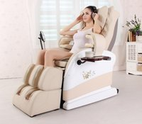 Wholesale all rond degree Luxury office massage chairs family of the whole body massage chair leisure club massage chairs