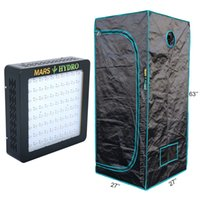 Wholesale the newest Mars II w led grow light and D Grow Tent2 x2 x5