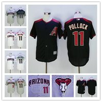 arizona store - 2016 New Flexbase A J Pollock Arizona Diamondbacks Mens Baseball Jerseys Gray Cheap Outlets Store