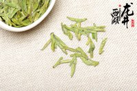 Wholesale Lung Ching Dragon well tea Chinese green tea West Lake Longjing tea maintain beauty and keep young keep healthy