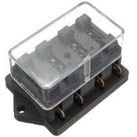 Wholesale Universal V Way Circuit Standard ATO Blade Fuse Box Holder