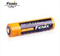 Wholesale 2016 new Flashlight FENIX rechargeable ARB L18 ARB L16 CR123A ARB L14 ARB L4 V lithium battery accessories