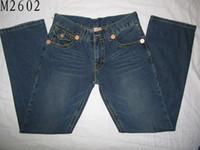 Wholesale Religion Mens Ripped Mens Straight Men s Casual Jeans Denim Pants Man Clothes Fashion Boy Jeans for Men Jean T R Cheap Biker Trousers