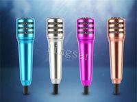Profesional de ruido de ruido de cancelación de alta fidelidad mini micrófono para karaoke portátil / Móvil / PC / Podcast / Música